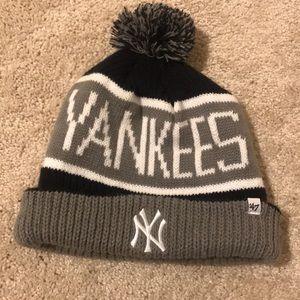 Accessories - Yankee hat-unisex